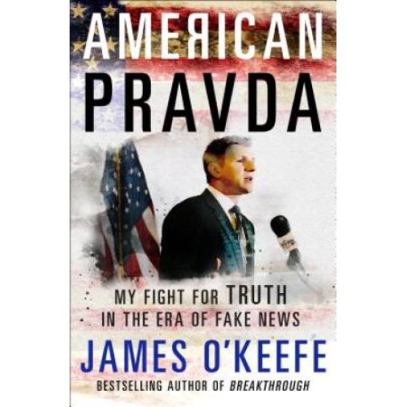 American Pravda: My Fight for Truth in the Era of Fake News, Pre-Owned (Hardcover)