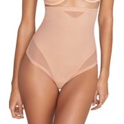 Miraclesuit Womens Sexy Sheer Extra Firm Control High-Waist Thong Style-2778