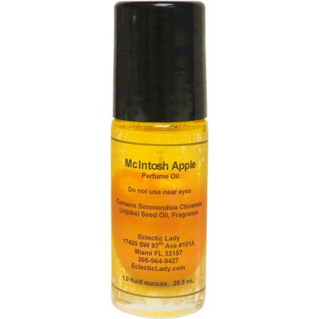 McIntosh Apple Perfume Oil, Large (Apple Perfume Oil)