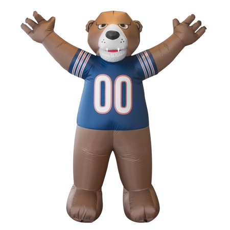 Chicago Bears Inflatable Mascot No Size