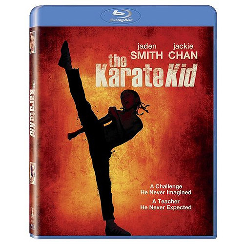 The Karate Kid (2010) (Blu-ray)