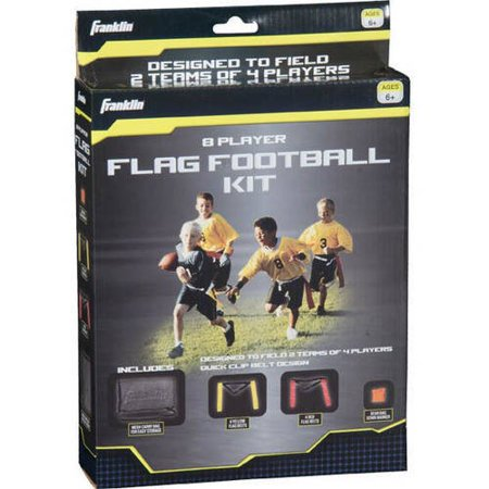 Franklin Sports 8-Player Flag Football Set - 442.com Football