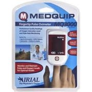 Medquip Pulse Oximeter 1 ea (Pack of 2)