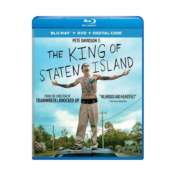 The King of Staten Island (Blu-ray + DVD + Digital Copy)