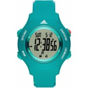 Unisex Adidas Performance Sprung Basic Green Silicone Chronograph Watch ADP3232