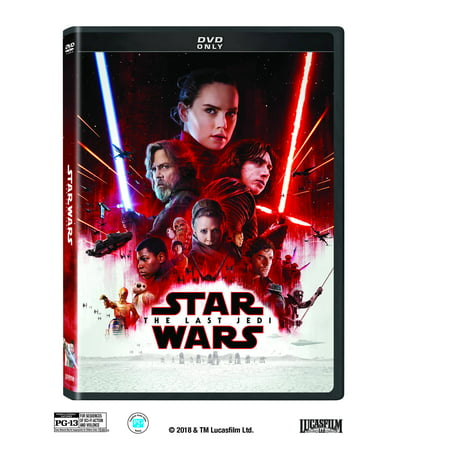 Star Wars: Episode VIII: The Last Jedi (DVD) (The Last Halloween 1991)
