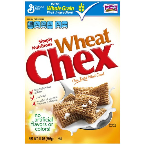 Wheat Chex�� Cereal 14 oz. Box