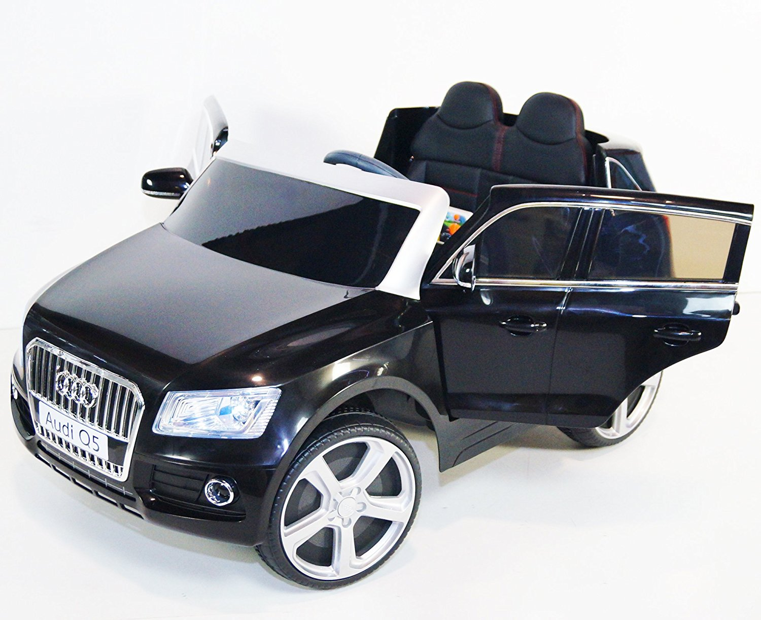 Luxury Audi Q5 Series 12v Electric Kids Ride On Toy Car With Remote Control