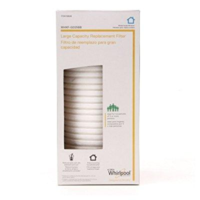 Whirlpool Large Capacity Whole House Filtration Replacement Filter -...