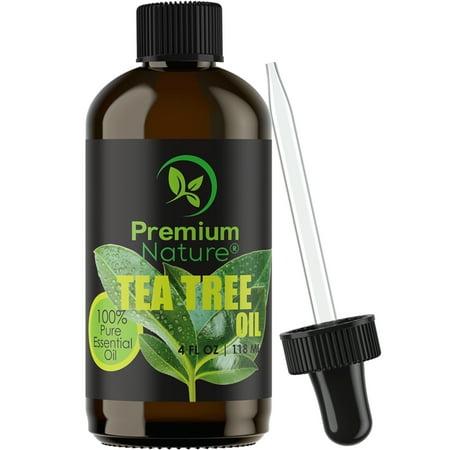 Tea Tree Oil 4 oz Limited Edition 2.0