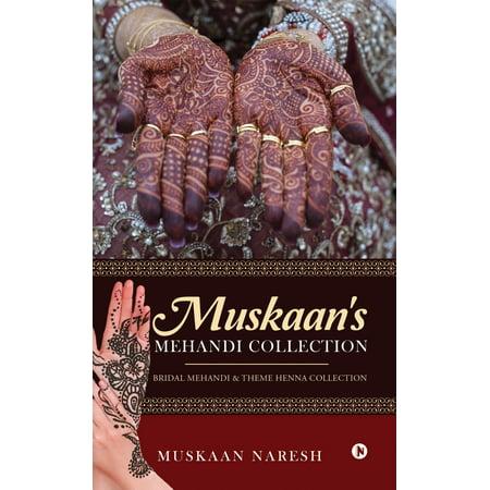 Muskaan's Mehandi Collection - eBook