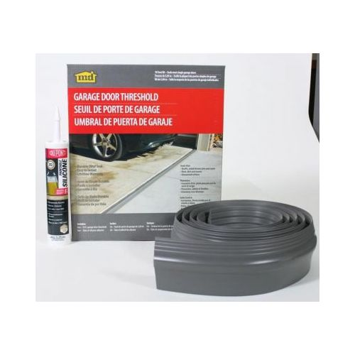 M-D Products 50100 10' Vinyl Garage Door Threshold