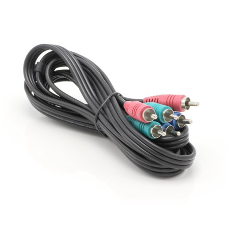 Directv  Dish Network  Comcast Direct Replacement Rgb Video Component Red Green Blue Cable   3 Pack