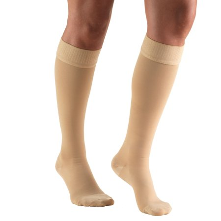 Ames Walker AW Style 207 Medical Support 20-30 CT Knee Highs w Band Ames Walker Support