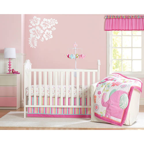 Garanimals Tropical Tales Crib Bedding and Accessories Collection