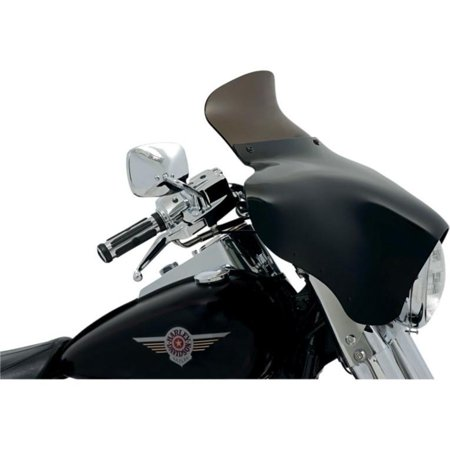 Memphis Shades MEP8541 6.5in. Spoiler Windshield for Memphis Shades Batwing Fairings - (Memphis Shades Batwing Fairing Spoiler Windshield Review)