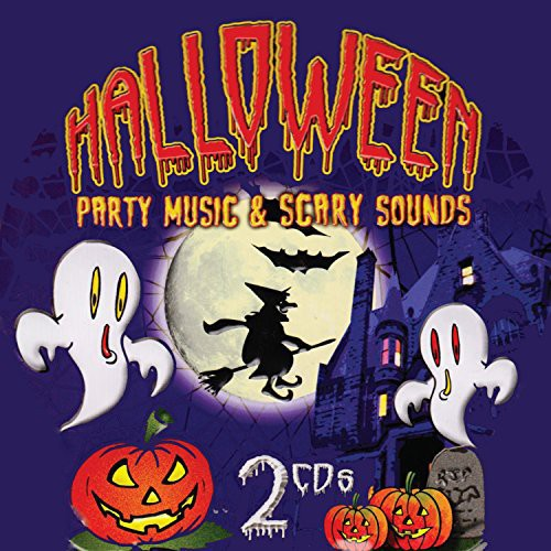 Halloween Party Music U0026 Scary Sounds (CD)