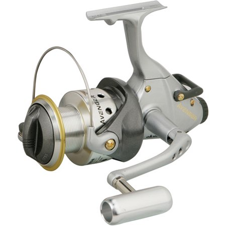 Okuma abf 50 avenger 50 baitfeeder reel for Walmart fishing reels