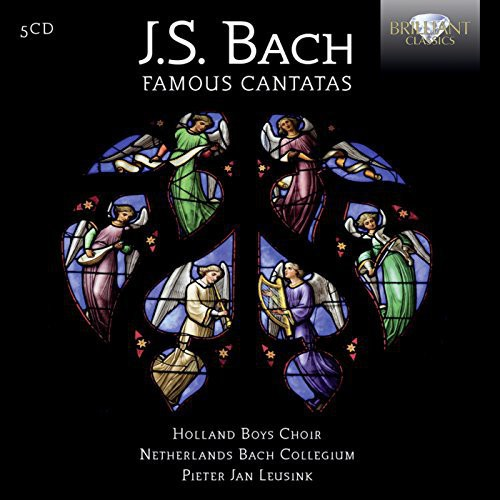 Ruth Holton J.S.Bach: Famous Cantatas [CD] by
