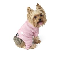 PetRageous Designs Cozy Thermal PJs (Pink, Red, Blue) XS-L