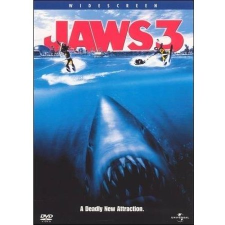 Jaws 3  Widescreen