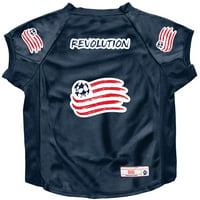 New England Revolution Little Earth Premium Pet Stretch Jersey - Navy