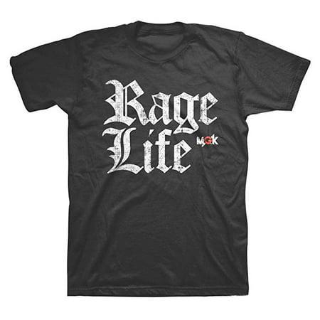 Machine Gun Kelly Mgk Rage Life T Shirt