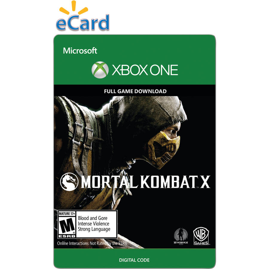 inComm Mortal Kombat X (Xbox One) (Email Delivery)