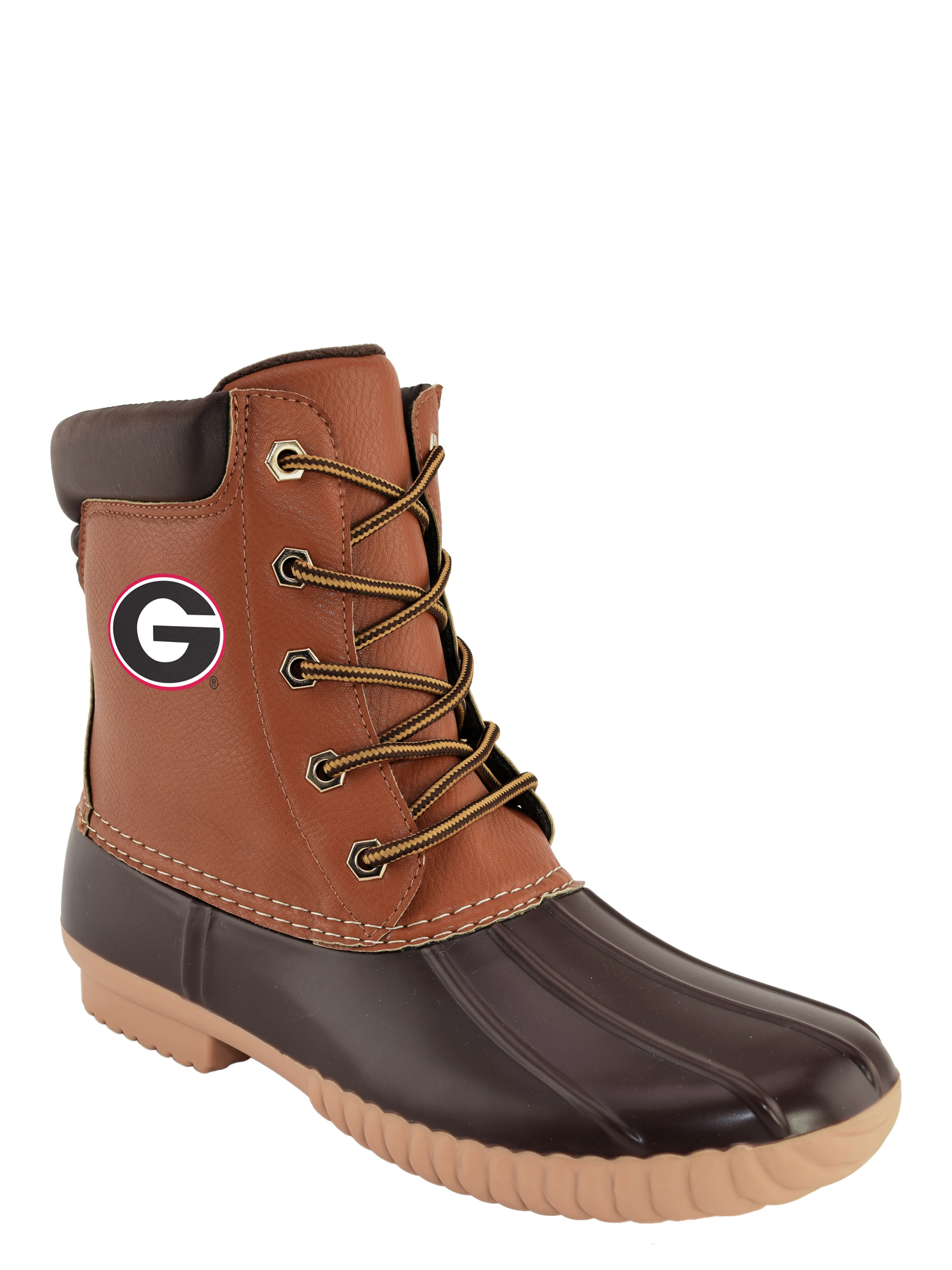 NCAA Men's Georgia -Duck Boot by RENAISSANCE IMPORTS INC