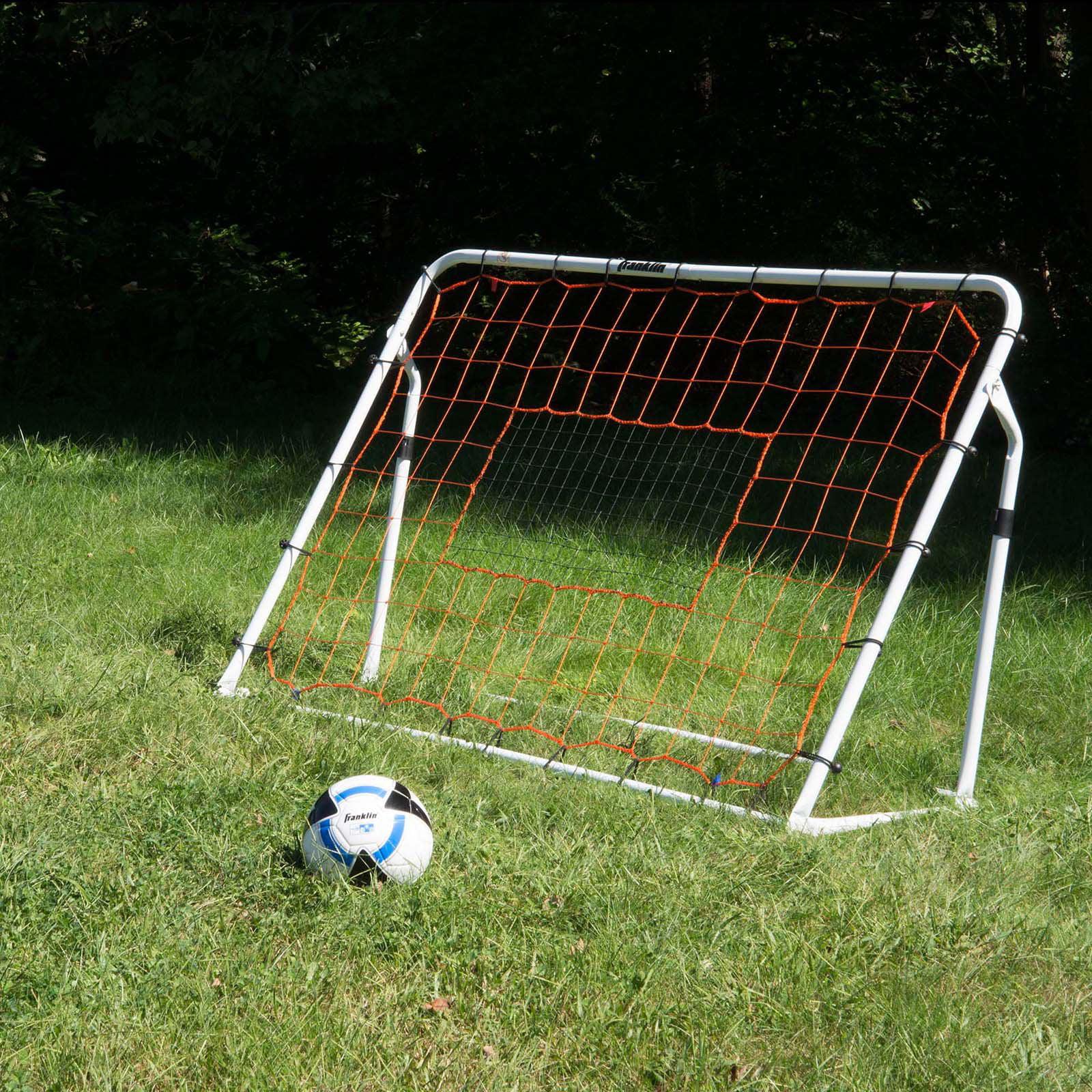 Franklin Sports Adjustable Soccer Rebounder by Overstock