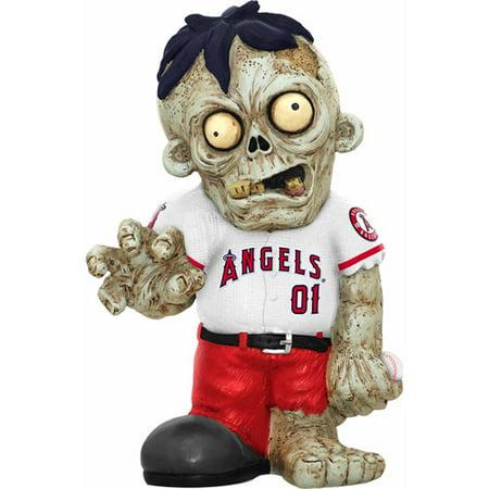 Resin Baseball - MLB Resin Zombie Figurine, LA Anaheim Angels