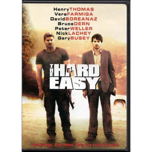 The Hard Easy (2005) DVD Henry Thomas, David Boreanaz