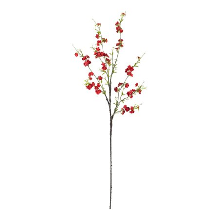 """Nearly Natural 38"""" Cherry Blossom Artificial Flower (Set of (Cherry Blossom Plate)"""