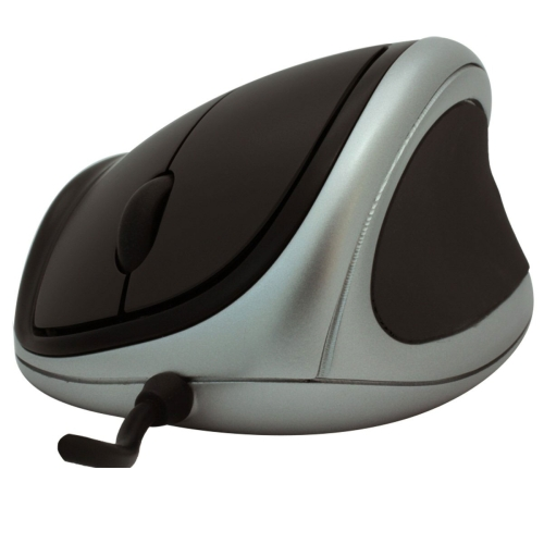 Goldtouch KOV-GTM-R Goldtouch Ergonomic Mouse Right Hand USB Corded by Ergoguys - Optical - USB - 3 x Button