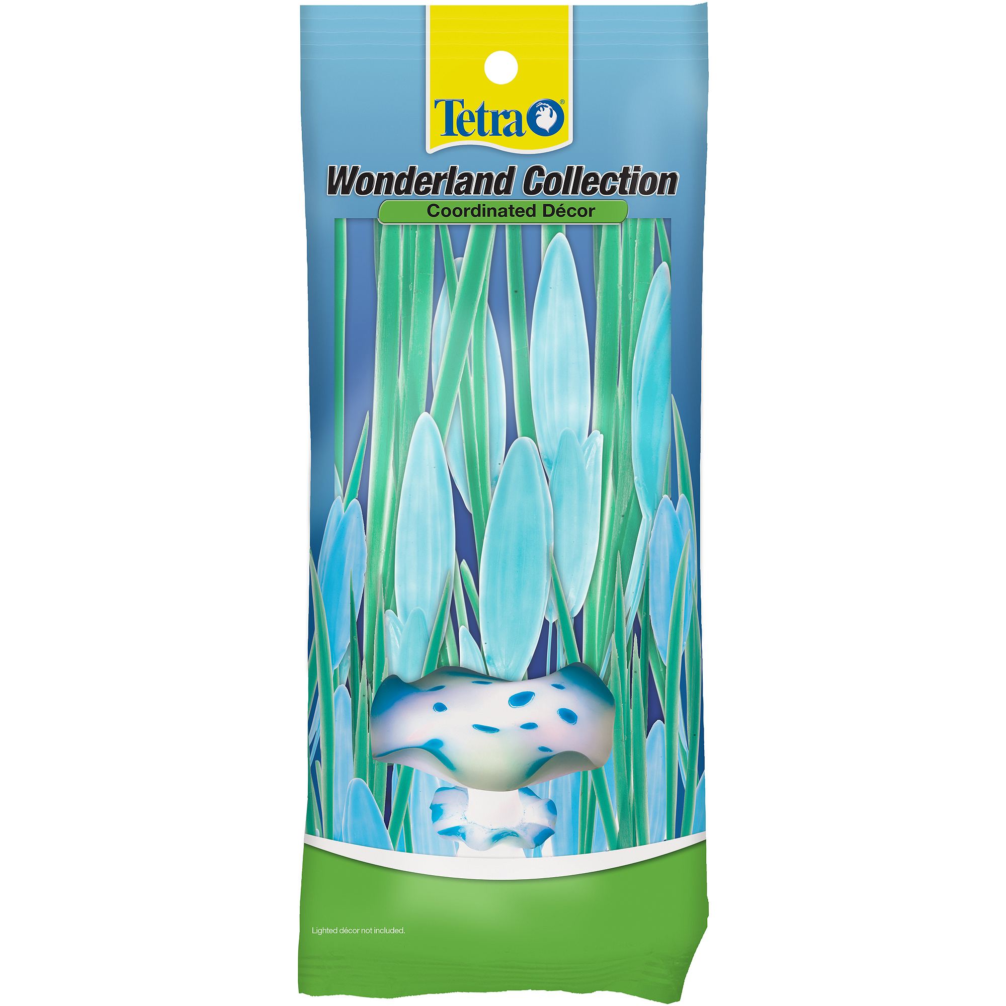 Tetra Wonderland Collection Plant, 4-Pack