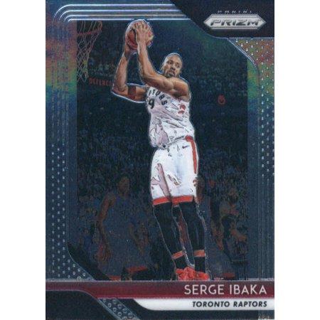 2018-19 Panini Prizm #73 Serge Ibaka Toronto Raptors Basketball Card](Serge Ibaka Halloween)