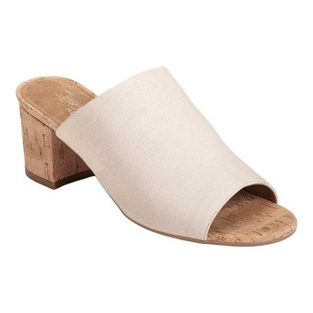 Women's Aerosoles Mid Level Block Heel Slide