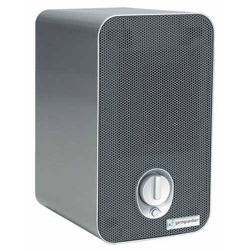 Guardian Technologies GermGuardian Room HEPA Air Purifier with UV Sanitizer and Odor Reduction