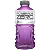 Powerade Zero Sports Drink, Grape, 32 Fl Oz, 1 Count