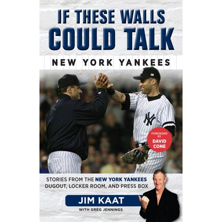 Duke Locker Room - If These Walls Could Talk: New York Yankees : Stories from the New York Yankees Dugout, Locker Room, and Press Box