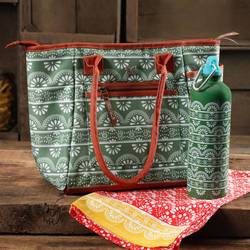 The Pioneer Woman Nan Lunch Bag Set with Hydration Bottle