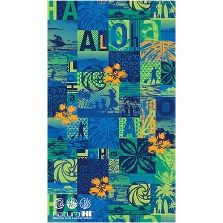 Beach Natural (Hawaiian Beach Towel 40