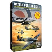 Battle For The Skies: The Definitive History Of The Royal Air Force 1918-2008 (Tin Case) by MILITARY HERITAGE INSTITUTE