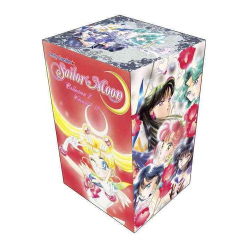 Sailor Moon Box Set 2: Vol. 7-12