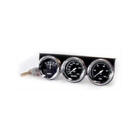 Saginaw Pump - Saginaw Power Steering Pump, Chrome