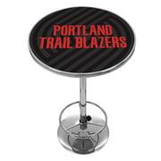 NBA Chrome Pub Table - Fade - Portland Trailblazers