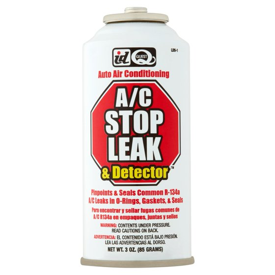 Id Quest Ac Stop Leak Detector Auto Air Conditioning 3 Oz