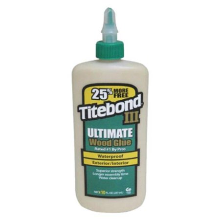 Franklin International 232339 10 oz Titebond III Ultimate Wood Glue