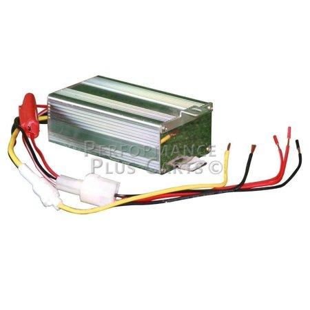 Golf Cart Voltage Reducer 48 Volt to 12 Volts- 18