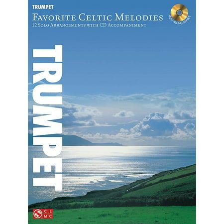 Melodies Trumpet - Hal Leonard Favorite Celtic Melodies For Trumpet Book/CD